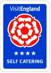 4 start self-catering cottage award