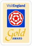 Gold Award for self-catering cottage