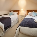 Second Twin Room (Teesdale Holiday Cottage)